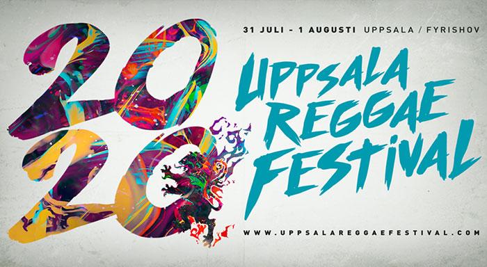 Uppsala Reggae Festival 31 Juli 1 Aug 2020 Fyrishov I Uppsala